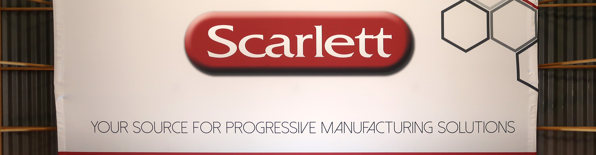 Scarlett: Your Source for Progressive Manufacturing Solutions