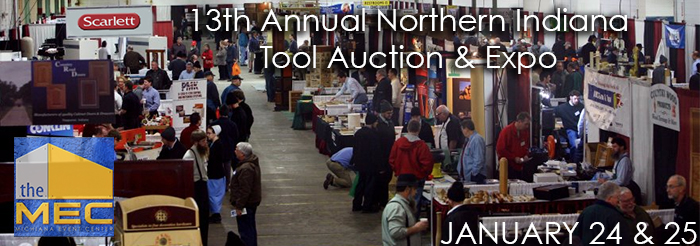 13th Annual Northern Indiana Tool Auction & Expo