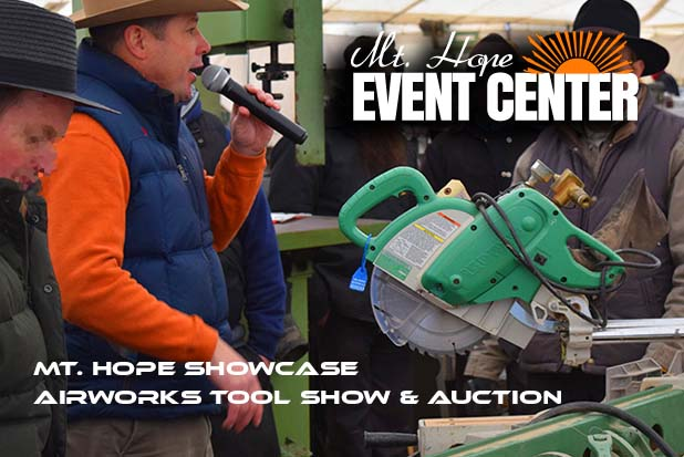 Mt. Hope Showcase Airworks Tool Show & Auction