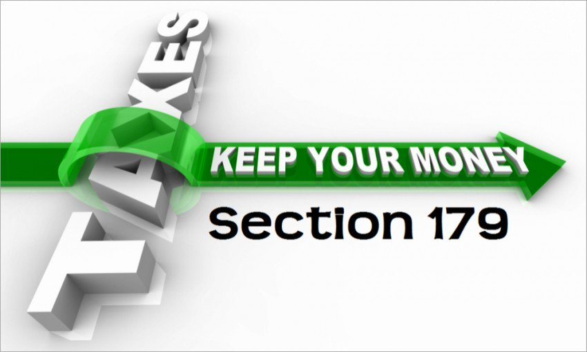Section 179 for Machinery