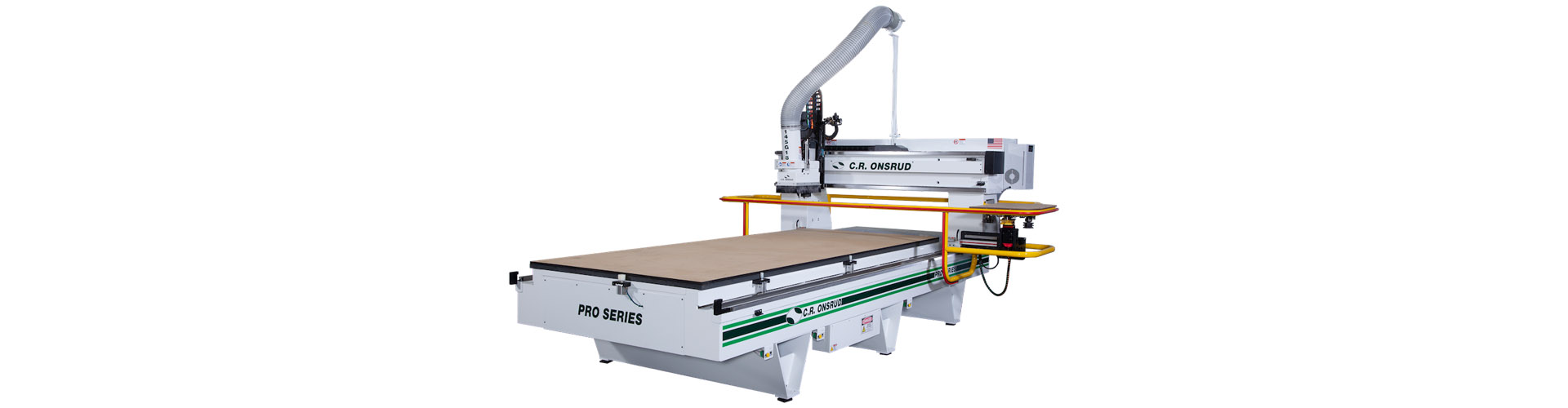 G Series CNC Router
