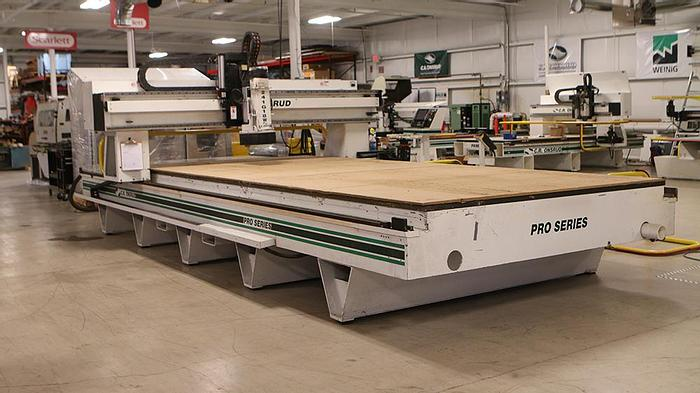 2012 C.R. Onsrud 241G120902 CNC Router